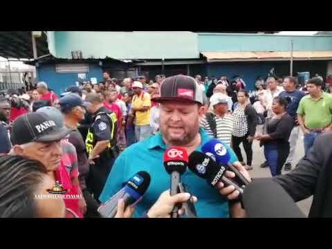 Comerciantes del Mercado de Abastosrechazan traslado a Merca Panamá