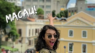 Video Day trip to Macau (2018) | From Hong Kong | Best use of Free Shuttles in Macau MP3, 3GP, MP4, WEBM, AVI, FLV Februari 2019