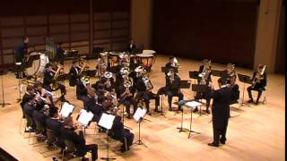 Triangle Youth Brass Band: The Dark Side of the Moon 2014