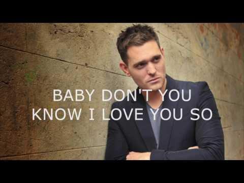 Save the last dance for me - Michael Bublè karaoke female version (+4) high