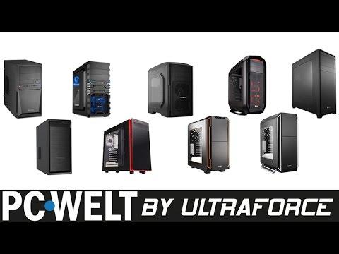Komplett-PCs für jeden Einsatzzweck von Ultraforce und PC-WELT | deutsch / german