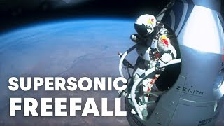 Nonton Felix Baumgartner S Supersonic Freefall From 128k    Mission Highlights Film Subtitle Indonesia Streaming Movie Download