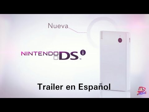 Nintendo DSi trailer (Español Version Largo)