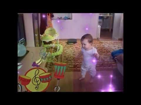 Ангелине 1 год - DomaVideo.Ru