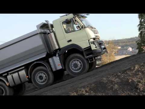 Volvo на радиоуправлении фотография