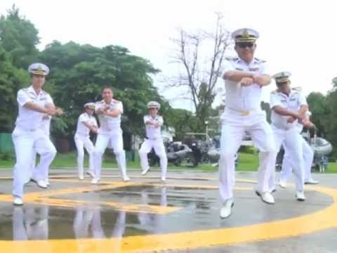Thai sailors go 'Gangnam Style' on YouTube video
