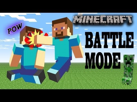 minecraft battle mode play