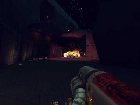 Quake 2 (The Reckoning) FINALMENTE METEI ESSE BOSTA!