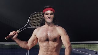 Roger Federer - Top 10 TV Commercials Not only the GOAT of tennis, but of commercials as well! Raz Ols.