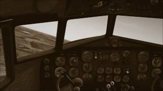 A quick look at The Douglas DC3 Bye leading Edge simulations .