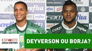 Repórter Fredy Junior, da Rádio Jovem Pan, revelou quem corre na frente por uma vaga no time titular do Palmeiras para a partida contra o Barcelona-EQU, pela Libertadores.