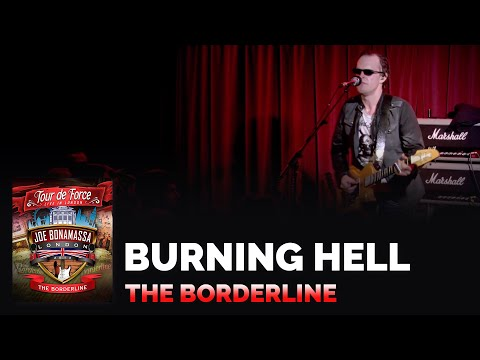 Burning Hell Live