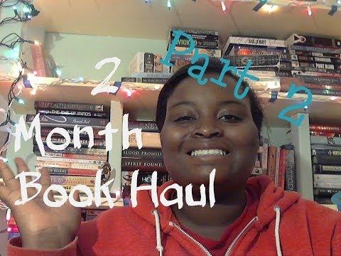 2 Month Book Haul Part 2