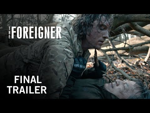 The Foreigner | Final Trailer | Own It On Digital HD Now, Blu-ray™ & DVD