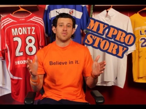 Soccer - This is the story of how I went Pro. I thought it could be a source of inspiration for you. We make better soccer players through free online soccer training...