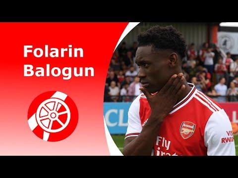 Folarin Balogun 2019 - 21 goals from this year so far