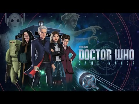 Make Your Own Action with the Doctor Who Game Maker!