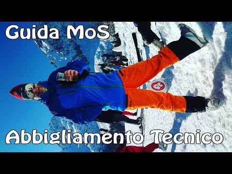 Abbigliamento da Snowboard, cosa scegliere? Consigli MoS