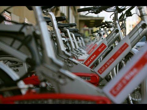 Leihfahrradsystem in Stuttgart: So leiht man Fahrräder aus