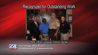 Dekalb County Deputy Awarded the DARE Officer of the Year