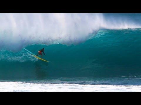 Pipeline Goin Off!!!!! North Shore, Oahu.....