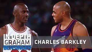 Video Charles Barkley: Michael Jordan doesn't like me anymore MP3, 3GP, MP4, WEBM, AVI, FLV Januari 2018