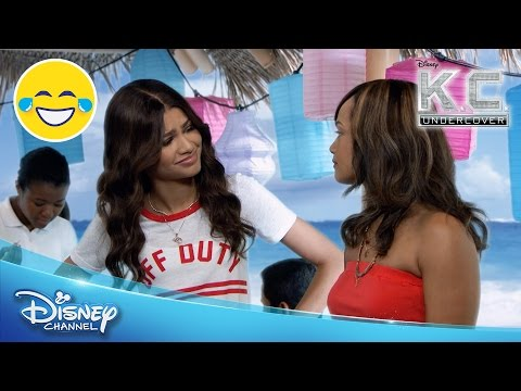 K.C. Undercover | The Mother of All Missions 💜 | Official Disney Channel UK
