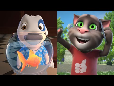 The New CEO - Talking Tom and Friends | Season 4 Episode 22