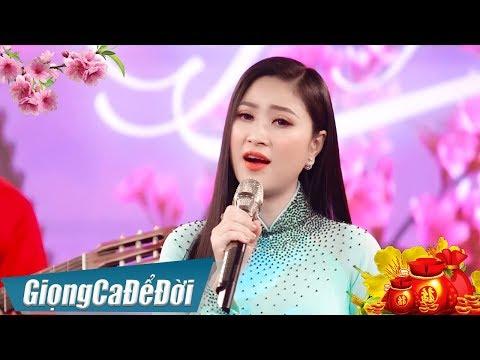 Xuân Đẹp Làm Sao - Hoàng Kim Yến (St Thanh Sơn) | Nhạc Xuân Mới Hay Nhất 2019 - Thời lượng: 3 phút, 56 giây.