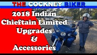 3. Dawns 2018 Indian Chieftain Limited Updates