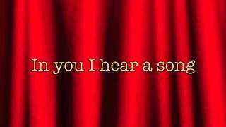Whitney Houston & R. Kelly - I Look To You w/lyrics