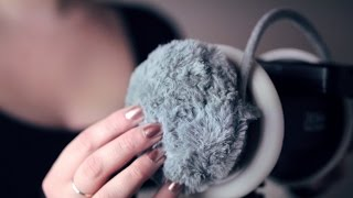 Hey guys, relax as I scratch and tap these fluffy earmuffs on the 3Dio microphone. Enjoy. :) Like my channel on Facebook: https://www.facebook.com/DonnaAsmr...