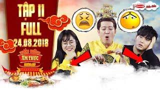 Thiên đường ẩm thực 4|Tập 11 full: MisThy, Woossi