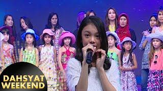 Video Penampilan Naura Lagu 'Untuk Tuhan' Bikin Terharu [Dahsyat] [17 Jan 2016] MP3, 3GP, MP4, WEBM, AVI, FLV April 2018