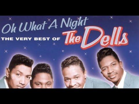 Tekst piosenki The Dells - Oh What A Night po polsku