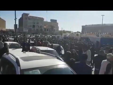 Ιράν: Διαδηλώσεις για την αύξηση στην τιμή της βενζίνης…