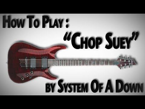 System of a down roulette guitar pro tabs