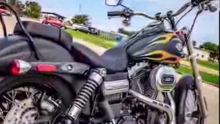 8. 2016 Harley Davidson Dyna Wide Glide