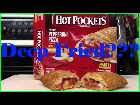 Can You Deep Fry A Hot Pocket???