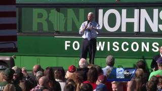 Mukwonago (WI) United States  city photos : Republican VP nominee speaks at rally in Mukwonago