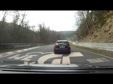 Nürburgring, easter 2012, Rent4ring Swift