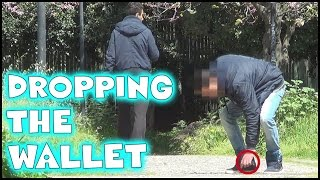 ThePrankers Present Dropping The Wallet In Public... How would you react if someone in front of you lose his wallet? We really enjoyed the making of this social experiment because we was really curious to see the outcome..Share this video to let the world be peaceful!Like The Video? Subscribe For More: http://www.youtube.com/subscription_center?add_user=theprankersprankGoogle+ : https://plus.google.com/u/1/b/102011105391383810890/102011105391383810890?pageId=102011105391383810890Instagram : http://instagram.com/theprankers_youtube