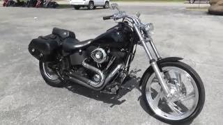 8. 017797 - 1999 Harley Davidson Softail Night Train FXSTB - Used Motorcycle For Sale