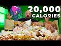 Download Lagu ENTIRE TACO BELL MENU CHALLENGE | STRONGMAN CHEAT MEAL Mp3 Free