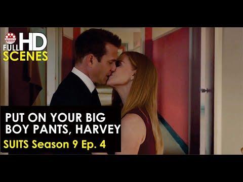 Suits Season 9 Ep. 4: Put on your BIG BOY pants, Harvey Full HD