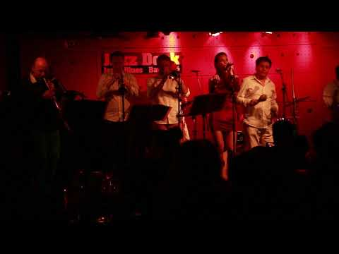 Caribe a Radka Pavlovčinová - JazzDock - Aisha