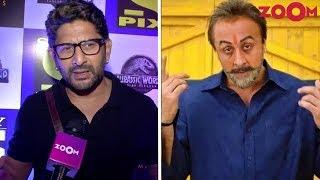 Video Arshad Warsi REACTS To Salman Khan's Statement About Ranbir Kapoor's 'Sanju' MP3, 3GP, MP4, WEBM, AVI, FLV Juni 2018