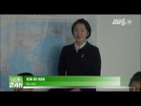 Cận cảnh trường học tại Triều Tiên