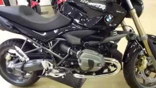 2. 2013 BMW R1200R 110 Hp 223 Km/h 138 mph ''90 Jahre / 90 Years''  * see also Playlist