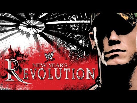 WWE New Year's Revolution 2006 Highlights [HD]